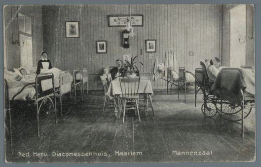 Mannenzaal Diaconessenhuis Haarlem