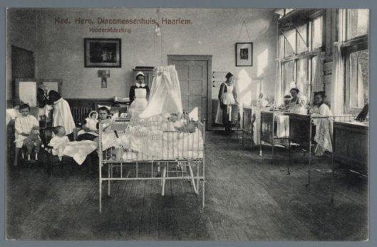 Kinderafdeling Diaconessenhuis