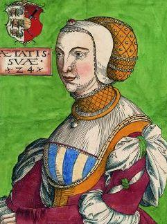 Diewertje Brouwersdr. van Haarlem ofwel Divona van Haarlem (1511-1535). Zij leefde in concubunaat met Jan Matthijsz. van Haarlem en trouwde na diens dood met Jan Beukelszoon van Leiden (1505-1536). Op 7 juli 1535 is zij na een belegering van Münster en gevangenneming onthoofd.