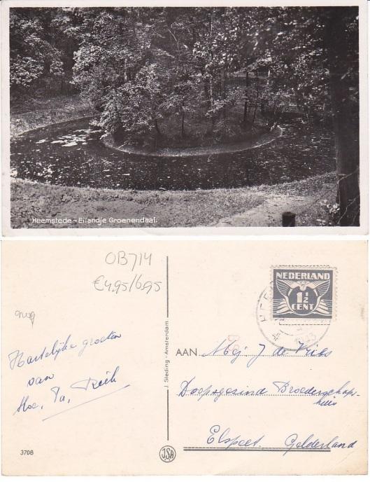 Eilandje Groenendaal