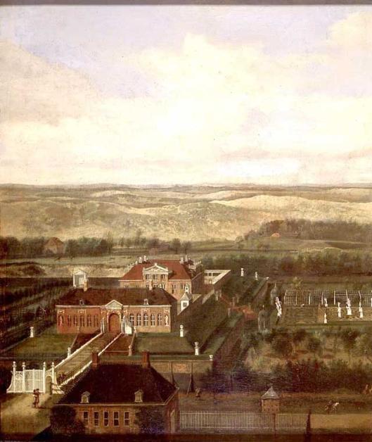 Elswout, schilderij door Jan van der Heijden uit circa 1660