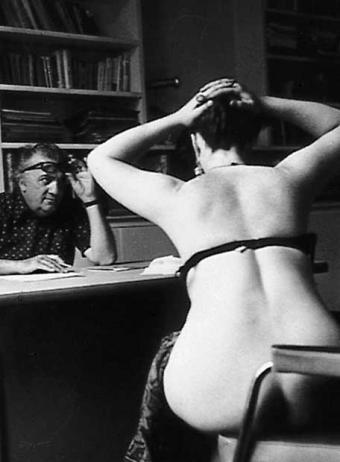 Naar aanleiding van de memoires van Casanova zijn ongeveer 20 films verschenen. Meest bekend is die uit 1975 van de Italiaanse regisseur Frederico Fellini. Op deze foto een auditie voor een van de actrices