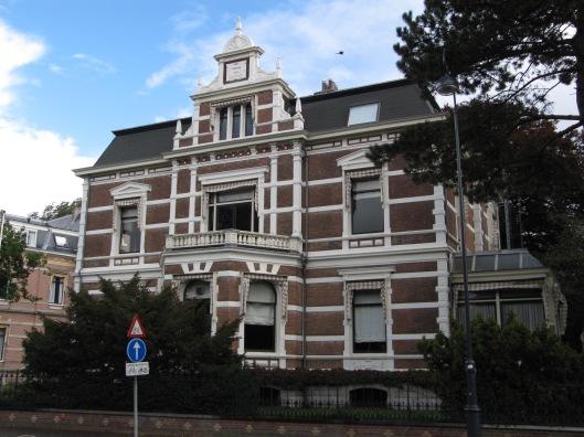 Voormalige Florakliniek, Florapark 8, Haarlem