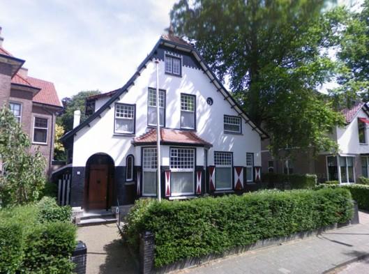 Geboortehuis Harry Mulisch, Wetsterhoutpark 16 Haarlem, tot 1 mei 1927 gemeente Heemstede