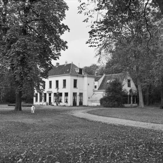 De Gliphoeve in 1968 (foto G.J.Dukker)