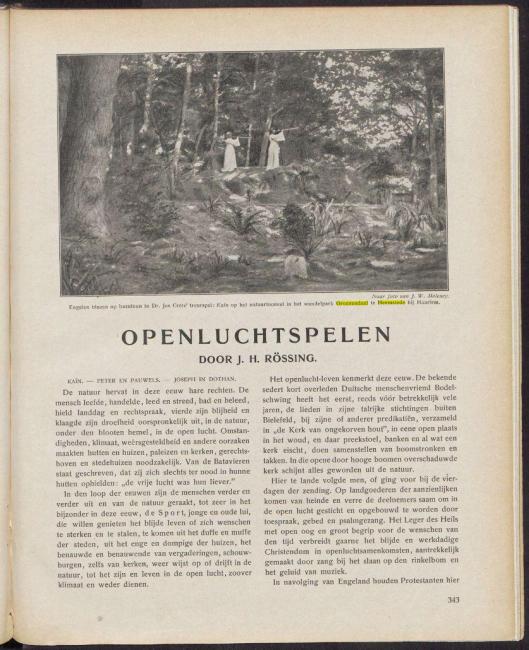Uit: Op de Hoogte, jaargang 14, 1917