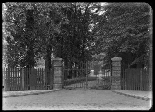 Laan naar kleinseminarie Hageveld, 1936