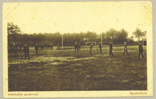 Sportterrein Hageveld