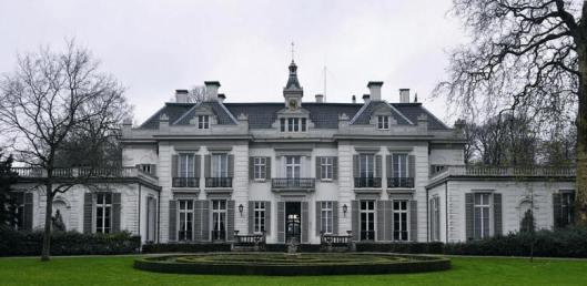 De Hartekamp Heemstede, waar Linnaeus tussen 1735 en 1737 als 'hortulanus' werkzaam was