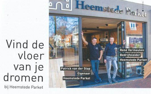 b30df48776c Nieuw op het adres Binnenweg 21: Heemstede Parket, Uit: Heemstede in Kaart  (HIK), nummer 11, mart 2018