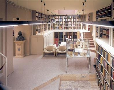 Interieur Bibliotheca Philosophica Hermetica