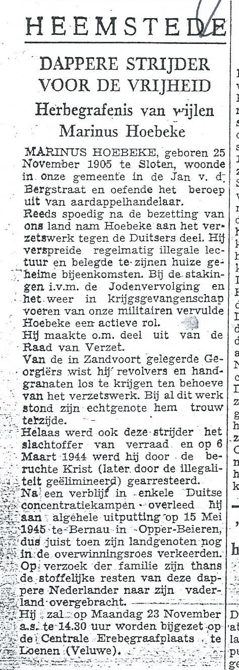 Hoebeke