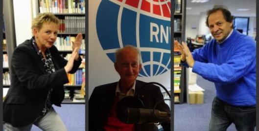 Hans Krol in 'Klare Taal' over 'Worst van Ter Horst' en ander middenstandsrijm (Wereldomroep, 15-10-2010)