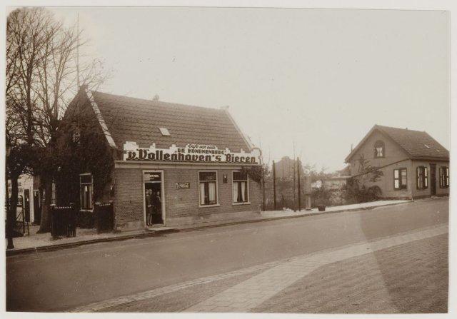 De Konijnenberg op een foto uit 1929 (NHA)