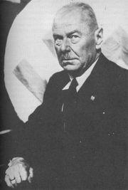 Majoor Kruyt op een foto uit 1939