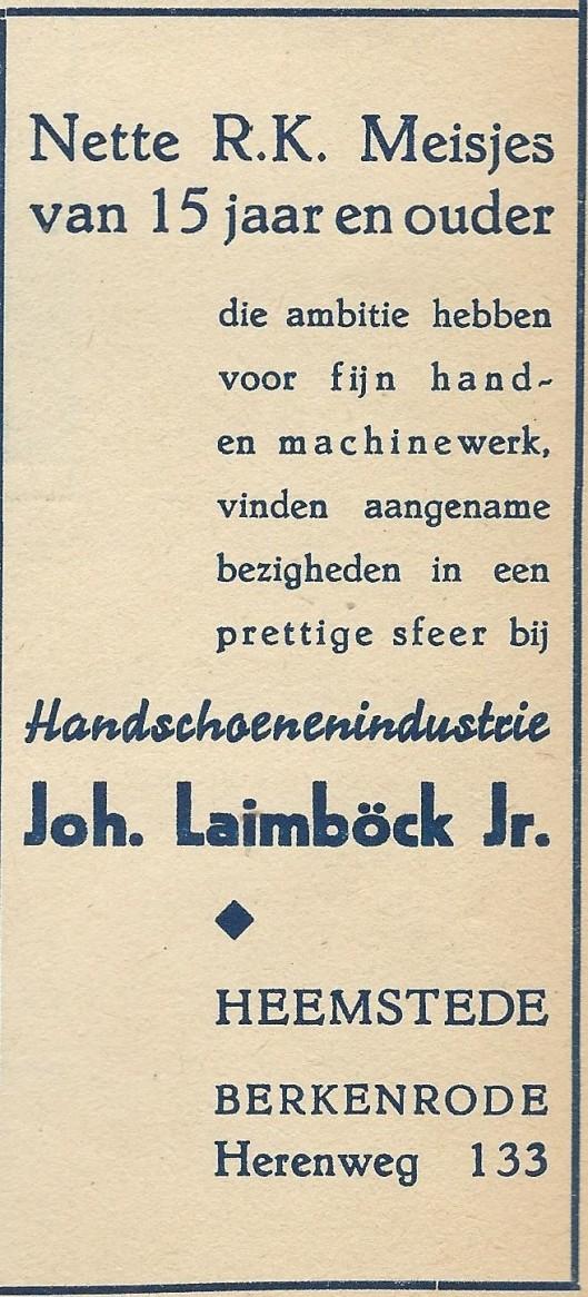Laimbock