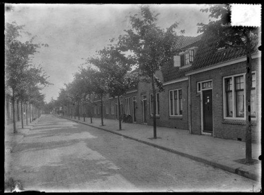 Lindenlaan in 1929 (woningbouwvereniging Berkenrode)