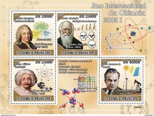 Linnaeuspostzegel