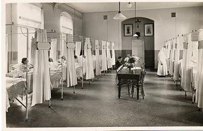 Vrouwenzaal van de Mariastichting