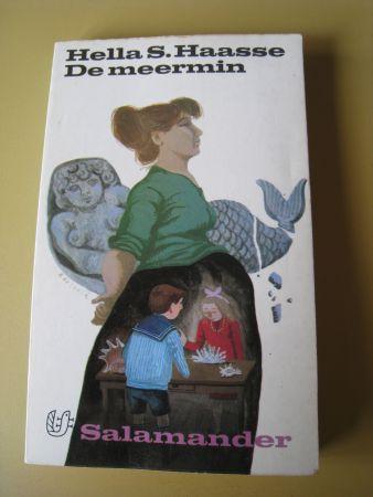 Vooromslag van roman De meermin van Hella Haasse