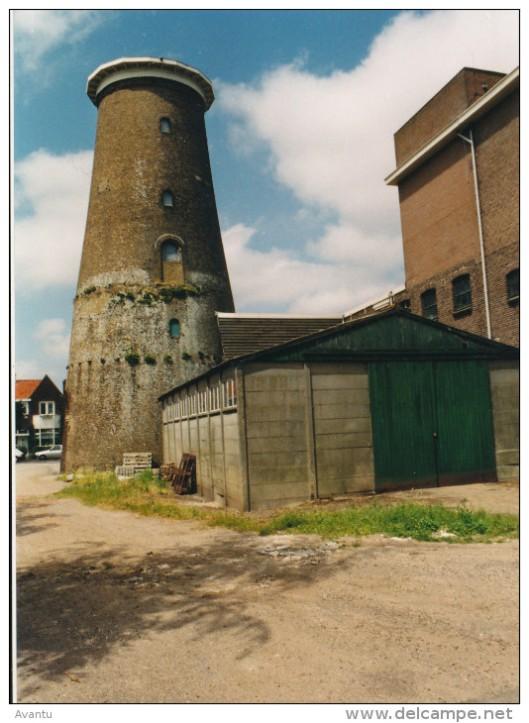 Foto van molen op de Glip