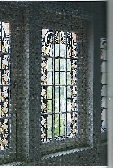 'Karoly', vm. Heemsteeds Woningbureau van C.L.Kwak aan de Heemsteedse Dreef (foto Theo Out)