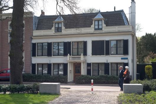 Huize Overlaan, voormalig raadhuis van Heemstede