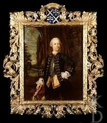 Portret van Jan Diderik Pauw geboren Hoeufft uit 1730-1732 (RKD)