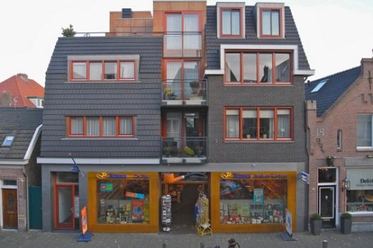 Primera-winkel 'De Pijp' na nieuwbouw en 2 appartementen