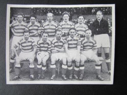 RCH competitieseizoen 1951-1952