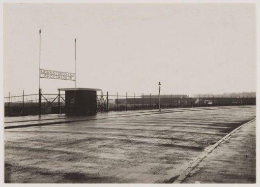 Entree Heemsteedse Sportparken, 1932