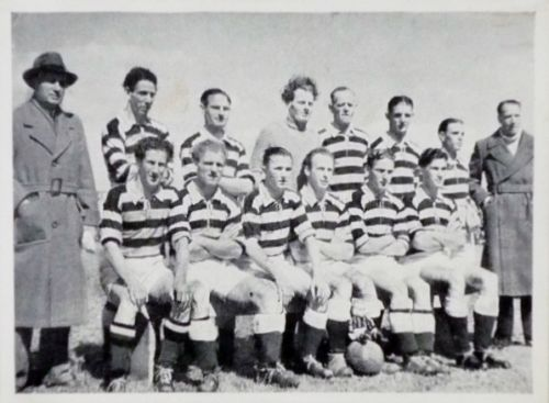 RCH-voetbalelftal 1948