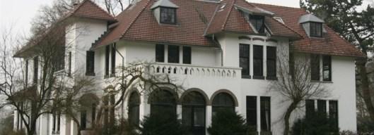 Huize Reehorst in Driebergen (gemeente Zeist), in 1900 gebouwd in opdracht van J.W.H.Crommelin naar een ontwerp van C.B.Posthumus Meyjes