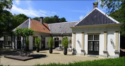 Restaurant landgoed Groenendaal