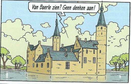 Het Huis te Heemstede is talrijke malen afgebeeld op schilderijen, tekeningen, gravures etc. Zelfs na de sloop zoals in 2014 in Suske en Wiske album nummer 325, getiteld 'De zwarte tulp'.