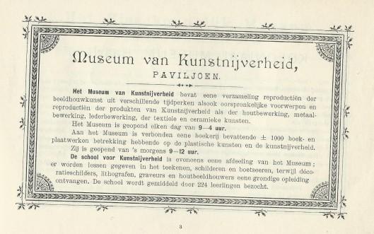 Museum van Kunstnijverheid Haarlem