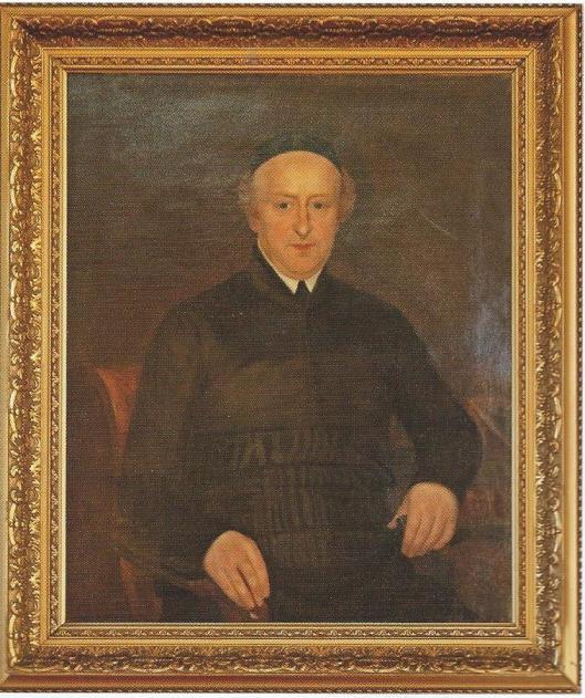 Portret van Adrianus van der WWeiden (Zie: Frans Harm, Van Huize Sint Bavo tot Nieuw Overbos, Heerlijkheden, nummer 163, p.27--33).