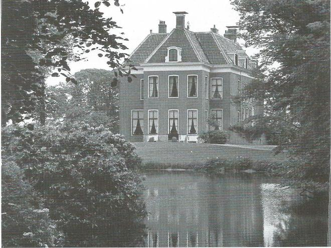 Huis te Vogelenzang, 1999