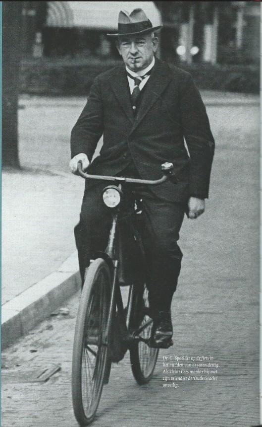 Dr.C.Spoelder (7 augustus-1885 - 27 juli 1958) Haarlemmer par excellence