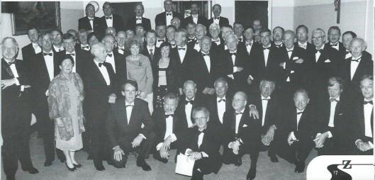 De medisch specialisten van het Spaarne Ziekenhuis omstreeks 2004