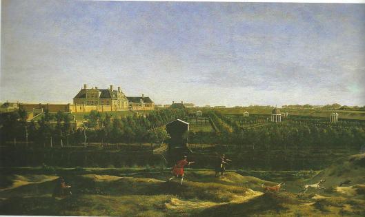 Elswout was in de 16e eeuw een hofstede, en is in 1654 aanzienlijk uitgebreid. G.A.Berckheijden vervaardigde een schilderij dat zich in het Frans Hals Museum bevindt.
