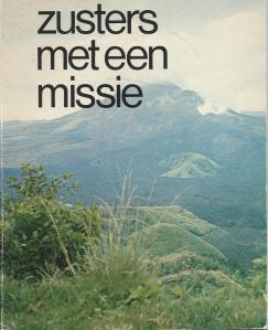 Vooromslag van 'Zusters met een missie' door Herman Divendal