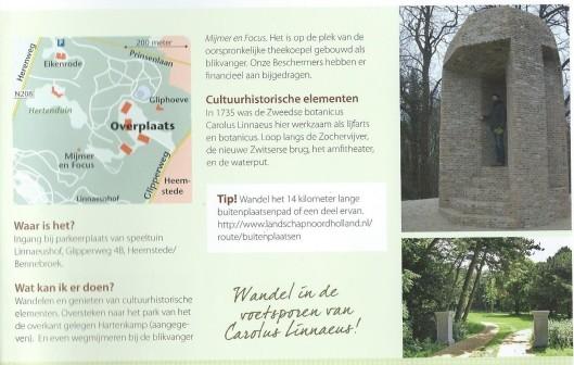 De Overplaats van de Hartekamp Heemstede (Landschap Noord-Holland)