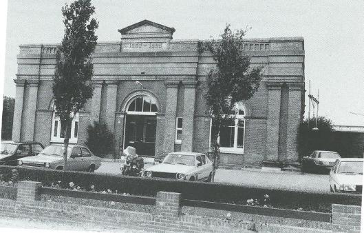 Voormalig pompstation Leiduin, Leidsevaartweg 73 in Heemstede