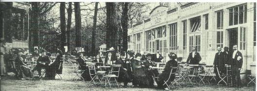 De expositie in de Haarlemmerhout duurde van maart tot mei 1910 en trok meer dan 163.000 bezoekers