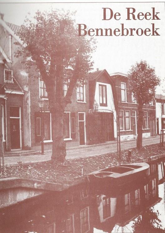 De Reek, Bennebroek. Uit: Kopperboekje KVG Haarlem, 1984 (Grafica Bennebroek b.v.)