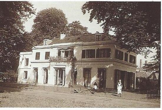 De villa Groen en Hout heeft gediend als rusthuis voor gepensioneerde diaconessen