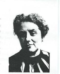 Portret van Johanna Hedwig (Hannie0 van Straaten