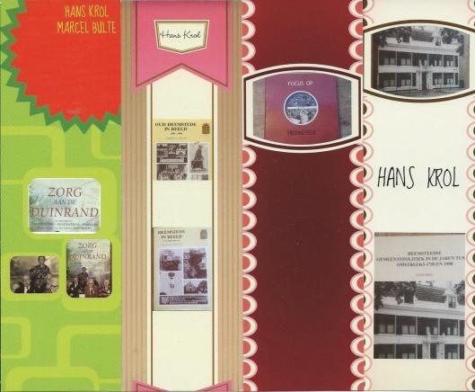 Vervolg boekenleggers van boeken gepubliceerd door Hans Krol (en Marcel Bulte)