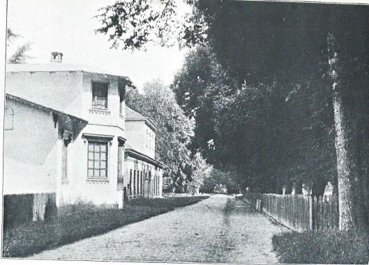 Het koetshuis van de Hartekamp was gelegen aan de zuid-ingang op grondgebied van Heemstede